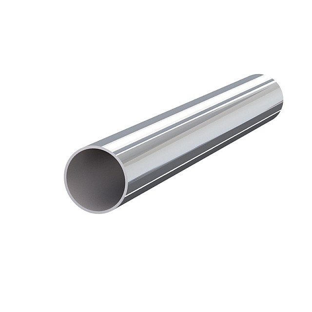 CHROME TUBE D.25
